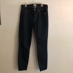 J. Crew Toothpick Jeans